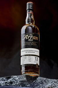 Arran Private Cask 13YO exclusively for Switzerland
