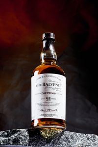 The Balvenie 21 ans Port Wood