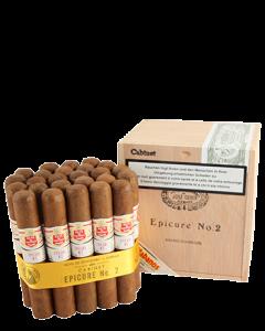 Hoyo de Monterrey - Epicure No. 2 SLB - 50/124 - boîte de 25 cigares