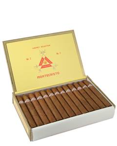 Montecristo No 2 - 52/156 - boîte de 25 cigares