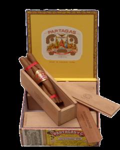 Partagas Culebras - Casa Limited - 39/146- boîte de 9 cigares