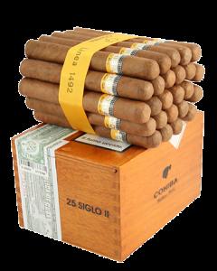 Cohiba Siglo II SLB-B - 42/129 - boîte de 25 cigares