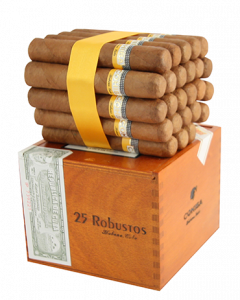 Cohiba Robustos SLB-B - 50/124 - boîte de 25 cigares