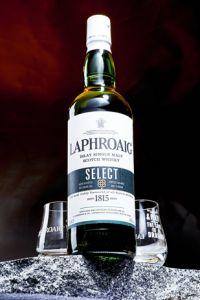 Laphroaig Select & 2 verres