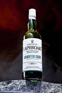 Laphroaig Quarter Cask & un verre