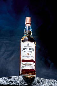 Laphroaig 30 ans brut de fût