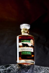 Langatun Old Bear Cask Proof