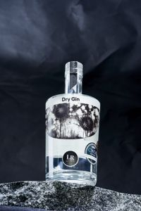 La Roja London Dry Gin - Swiss