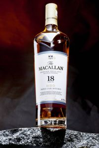The Macallan 18 ans Fine Oak Triple Cask