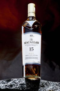 The Macallan 15 ans Triple Cask Matured