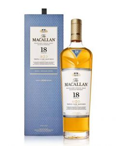 The Macallan 18 ans Triple Cask Matured
