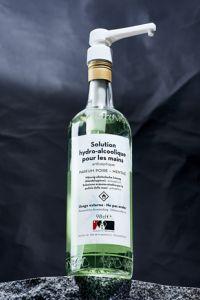 Solution antiseptique pour les mains - Distillerie Morand - 98cl