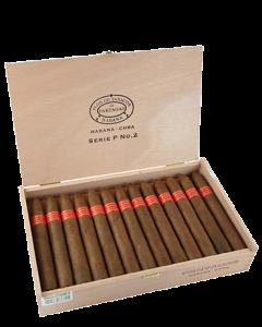 Partagas Serie P No. 2 SBN-B - 52/156 - boîte de 25 cigares