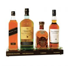 Présentoir 4 bouteilles - Barplinth