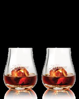 2 verres Ron Zacapa