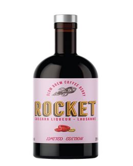 Rocket Cascara Liqueur - Swiss